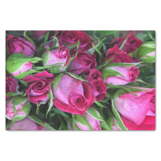 Baby rosebuds tissue paper