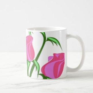 baby roses mug