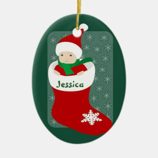 Baby s 1st christmas ornament