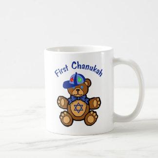 Baby s First Chanukah Coffee Mugs