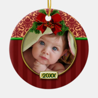 Baby s First Christmas Photo Frame Ornaments