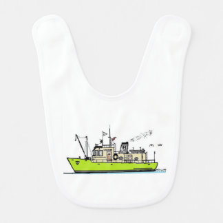 Baby Sailor Bib