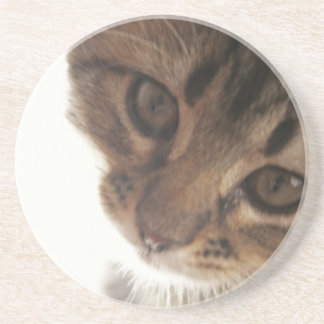 Baby Scout Face coaster