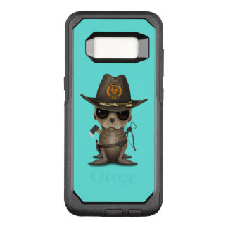 Baby Sea lion Zombie Hunter OtterBox Commuter Samsung Galaxy S8 Case