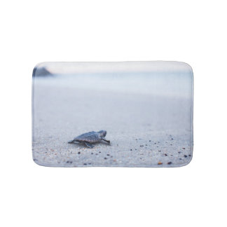 Baby Sea Turtle Bath Mat
