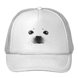 Baby Seal Cap