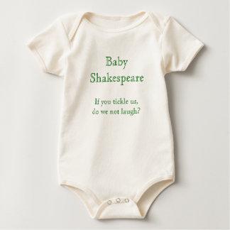 Baby Shakespeare Baby Bodysuit