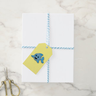 Baby Shark Gift Tags