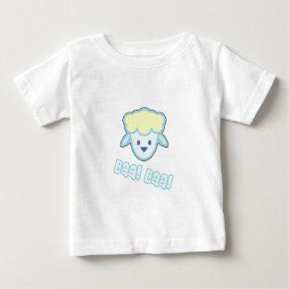Baby Sheep Cartoon Baby T-Shirt