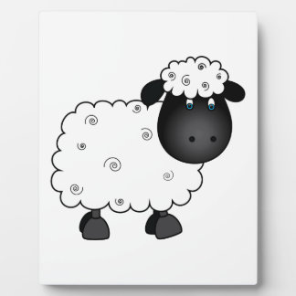 Baby Sheep For Ewe Display Plaque