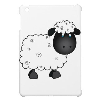 Baby Sheep For Ewe iPad Mini Cover