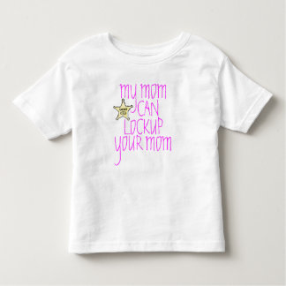Baby Sheriff Toddler T-Shirt
