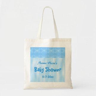 Baby Shower Design in Blue
