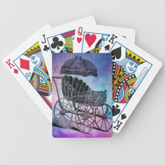 BABY SHOWER DREAMS BICYCLE PLAYING CARDS
