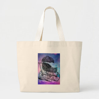 BABY SHOWER DREAMS LARGE TOTE BAG