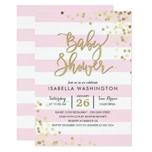 Elegant Baby Shower Invitations Zazzle Au