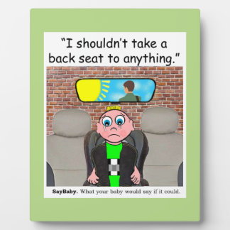 Baby Shower Gifts Plaque