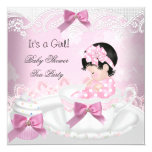 Baby Shower Girl Pink Baby Teacup Cupcake