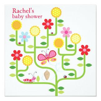Baby Shower Invitation 13 Cm X 13 Cm Square Invitation Card
