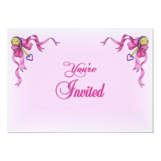 "Baby Shower Invitations 5"" X 7"" Invitation Card"