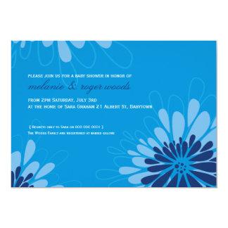 BABY SHOWER INVITES :: modern bloom 8L