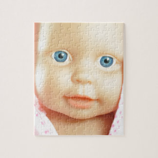Baby shower jigsaw puzzle