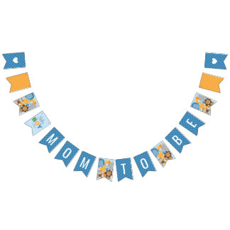 Baby Shower | Jungle Animals for Boy Bunting