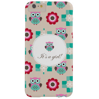 Baby Shower marries Barely There iPhone 6 Plus Case