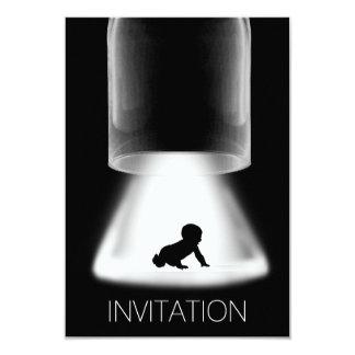 Baby Shower New Baby Modern Vip Invitation
