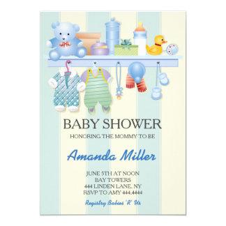 Baby Shower Nursery Invitations