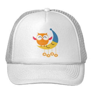 Baby Shower Owl Cap