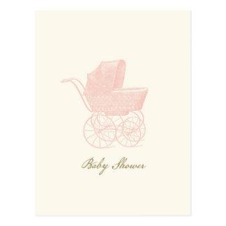 Baby Shower Postcard