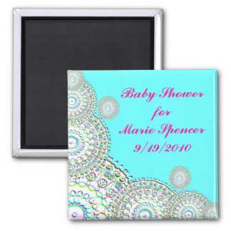 Baby Shower Save the Date Magnet