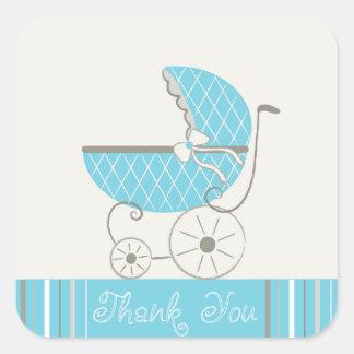 Baby Shower Stroller Stickers
