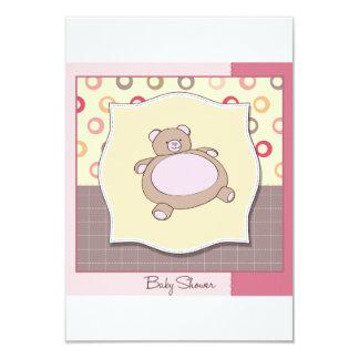 Baby Shower Teddy Bear Invitations