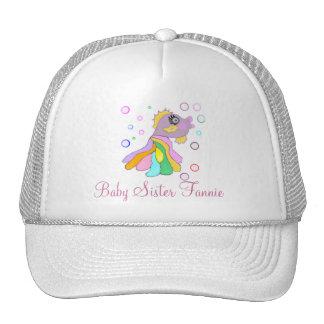 Baby Sister Fannie Cap