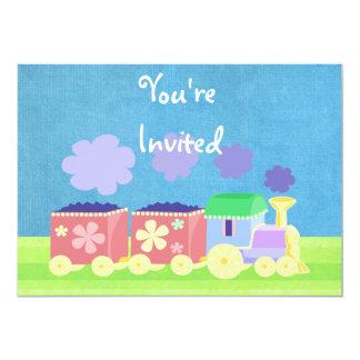 Baby Skunk Invitation