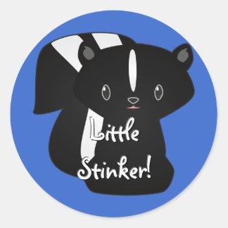 Baby Skunk Stickers