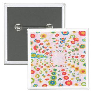 Baby Smiles : DIAMOND Graphics 15 Cm Square Badge