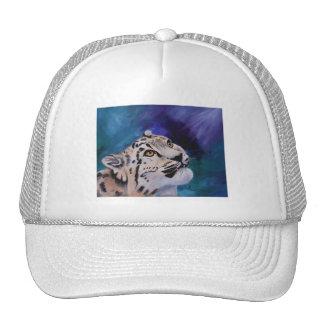 Baby Snow Leopard Hat