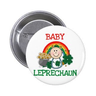 Baby St Patrick s Day Buttons
