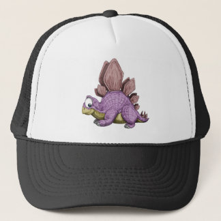 Baby Stegosaurus Trucker Hat