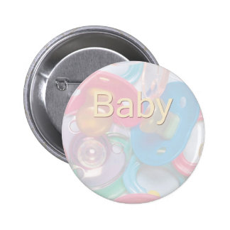 Baby Stuff 6 Cm Round Badge