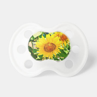 Baby Sunflower Pacifier
