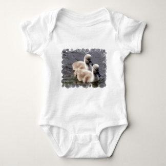 Baby Swans Baby T-Shirt