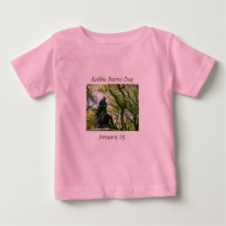 Baby T / Robbie Burns Day Tshirt