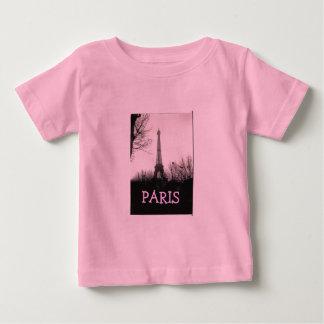 Baby T-Shirt/Eiffel Tower Shirts