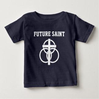 Baby T-shirt: Future Saint Baby T-Shirt