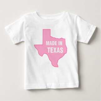 Baby T-Shirt - Made In Texas