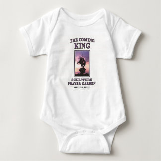 """Baby T-shirt - """"The Coming King"""""""